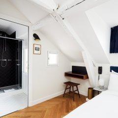 Hotel Rendez-Vous Batignolles Париж комната для гостей фото 9