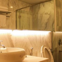 Diamond Bay Hotel ванная