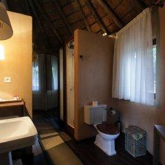 Отель Pululukwa Lodge ванная фото 2