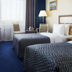 Гостиница на Партизанской Гамма-Дельта комната для гостей фото 3