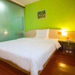 7 Days Inn Dongguan Women&Children Hospital Branch (отель для женщин и детей) комната для гостей фото 3