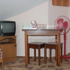 Гостиница Дуэт Стандартный номер с двуспальной кроватью (общая ванная комната) фото 5
