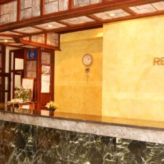 Hotel Rodina Банско интерьер отеля