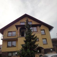 Отель 24W Eko Strachocin Польша, Вроцлав - отзывы, цены и фото номеров - забронировать отель 24W Eko Strachocin онлайн вид на фасад фото 2