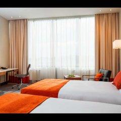 Рэдиссон Блу Шереметьево (Radisson Blu Sheremetyevo Hotel) 5* Стандартный номер с различными типами кроватей фото 2