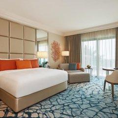Отель Atlantis The Palm 5* Номер Imperial club с двуспальной кроватью фото 3