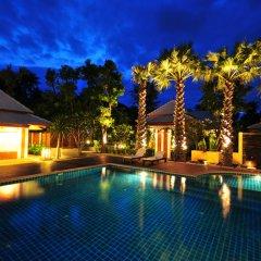 Отель Bhumlapa Garden Resort Таиланд, Самуи - отзывы, цены и фото номеров - забронировать отель Bhumlapa Garden Resort онлайн бассейн фото 3