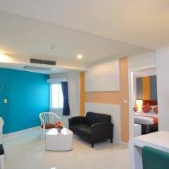 VC Hotel комната для гостей фото 13