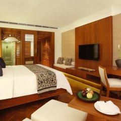 Nusa Dua Beach Hotel & Spa комната для гостей фото 3