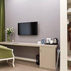 Гостиница Brosko Moscow 4* Стандартный номер двуспальная кровать фото 2