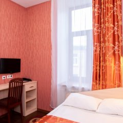 Апартаменты Гостевые комнаты и апартаменты Грифон Номер Комфорт с различными типами кроватей фото 2