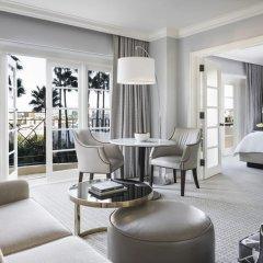 Отель Four Seasons Los Angeles at Beverly Hills 5* Люкс Hollywood с различными типами кроватей