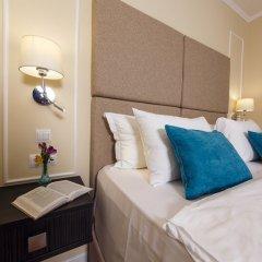 Гостиница Голубая Лагуна Улучшенный номер разные типы кроватей фото 4