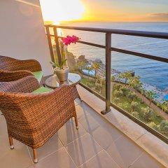 Отель Vidamar Resort Madeira - Half Board Only 5* Стандартный номер с различными типами кроватей фото 6