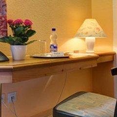 Отель Bayrischer Hof Германия, Вольфенбюттель - отзывы, цены и фото номеров - забронировать отель Bayrischer Hof онлайн удобства в номере фото 2