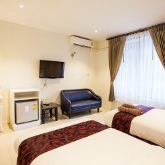 Отель Natural Beach Паттайя комната для гостей фото 7