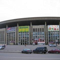 Гостиница Олимпийский парковка