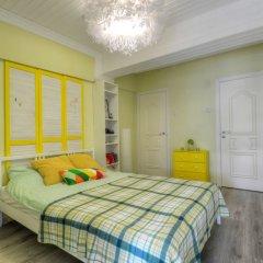 Гостиница Двухуровневый Лофт на Автозаводской / Lucky Star Апартаменты с двуспальной кроватью фото 5