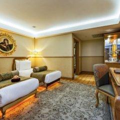 Отель Sultania 5* Номер Делюкс с различными типами кроватей фото 10