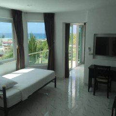 Отель Le Versace Residence 3* Студия Делюкс разные типы кроватей фото 2