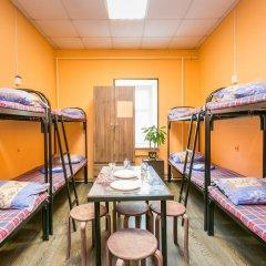Хостел Берлога Кровать в женском общем номере с двухъярусными кроватями фото 2