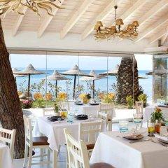 Отель Anthemus Sea Beach Hotel & Spa Греция, Ситония - 2 отзыва об отеле, цены и фото номеров - забронировать отель Anthemus Sea Beach Hotel & Spa онлайн питание фото 4