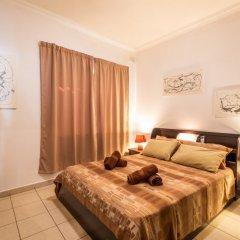 Апартаменты Spinola Bay Сан Джулианс комната для гостей