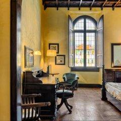 Grand Hotel Baglioni 4* Номер Делюкс с различными типами кроватей