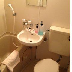 Отель Business Hotel Kouma (Yakushima) Япония, Якусима - отзывы, цены и фото номеров - забронировать отель Business Hotel Kouma (Yakushima) онлайн ванная фото 2