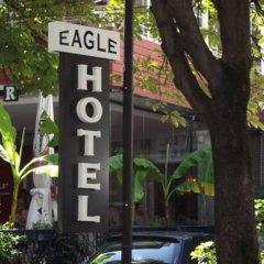 Отель Eagle Hotel Албания, Тирана - отзывы, цены и фото номеров - забронировать отель Eagle Hotel онлайн вид на фасад