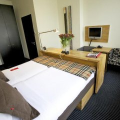 Отель Catalonia Vondel Amsterdam 4* Стандартный номер