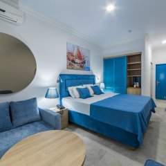 Гостиница Белый Песок Стандартный номер с различными типами кроватей фото 2