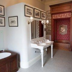 Отель The Lodge at Castle Leslie Estate Ирландия, Клонс - отзывы, цены и фото номеров - забронировать отель The Lodge at Castle Leslie Estate онлайн ванная