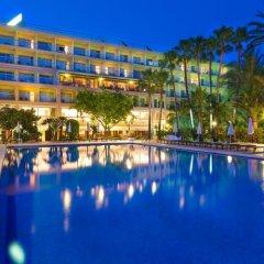 Отель THB Los Molinos - Только для взрослых бассейн фото 8