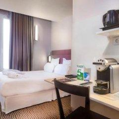 Отель Libertel Austerlitz Jardin des Plantes 3* Номер Club с различными типами кроватей