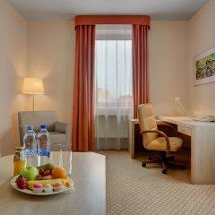 Гостиница Холидей Инн Москва Лесная 4* Люкс с различными типами кроватей фото 6