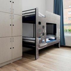 Отель a&o Copenhagen Norrebro Кровать в общем номере с двухъярусной кроватью фото 2