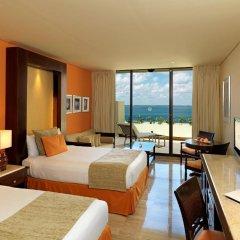 Отель Paradisus by Meliá Cancun - All Inclusive 4* Полулюкс с различными типами кроватей фото 2