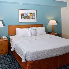 Отель Fairfield Inn & Suites Effingham комната для гостей фото 5