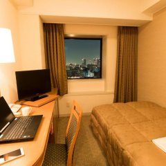 Отель Toshi Center 4* Одноместный номер фото 4
