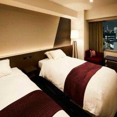 Hotel Intergate Tokyo Kyobashi 3* Улучшенный номер с различными типами кроватей фото 2
