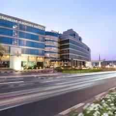 Millennium Airport Hotel Dubai вид на фасад фото 3
