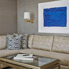 Отель Viceroy L'Ermitage Beverly Hills 5* Студия с различными типами кроватей фото 3