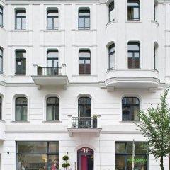 Отель Lux 11 Berlin Mitte Германия, Берлин - отзывы, цены и фото номеров - забронировать отель Lux 11 Berlin Mitte онлайн вид на фасад фото 5
