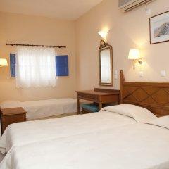 Отель Kykladonisia комната для гостей