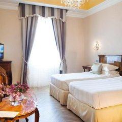Grand Hotel Rimini 5* Представительский номер с различными типами кроватей фото 3