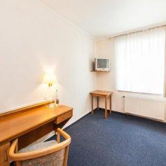 Hotel Antares Düsseldorf 3* Номер категории Эконом с различными типами кроватей фото 3
