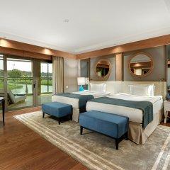Regnum Carya Golf & Spa Resort 5* Вилла Делюкс с различными типами кроватей фото 4