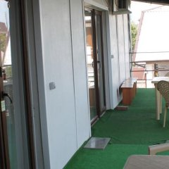 Гостиница Гостевой дом «Мой дом» в Ейске отзывы, цены и фото номеров - забронировать гостиницу Гостевой дом «Мой дом» онлайн Ейск балкон