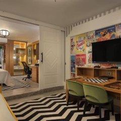 Selectum Luxury Resort Belek 5* Семейный номер с различными типами кроватей фото 4